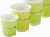 Kaffeebecher naturesse  300 ml - 25 St�ck