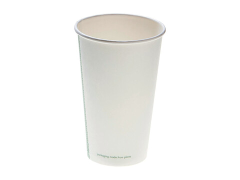 Bio Kaffeebecher 400 ml/16oz, Ø 90 mm