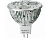 Vollspektrum Strahler LifeLite® LED 5W/MR16 - kaltweiss