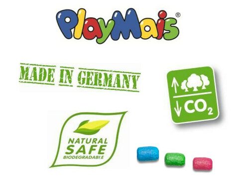 PlayMais® BASIC Small (150 Formteile)