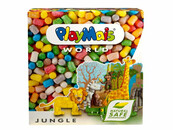 PlayMais® WORLD Jungle (1000 Formteile)