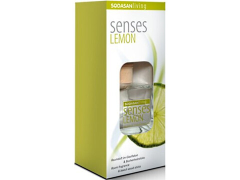 Raumduft living senses Lemon