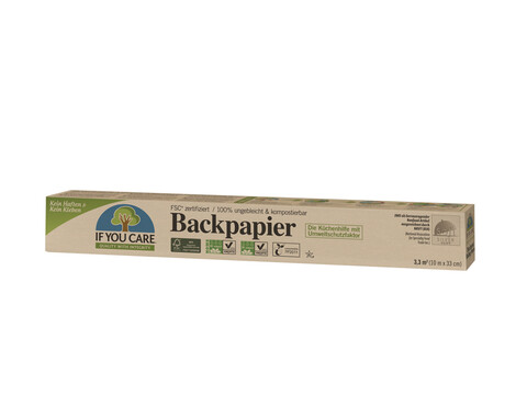 IF YOU CARE Back-Papier, 10 lfm