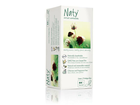 Naty® Slipeinlagen Normal 32 Stk.