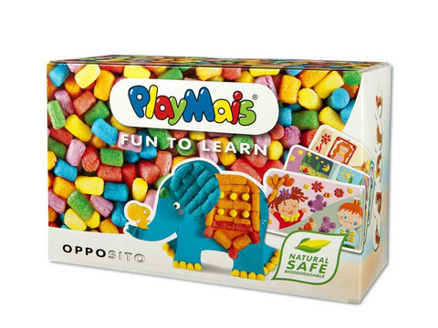 PlayMais® FUN TO LEARN Opposito (550 Formteile)